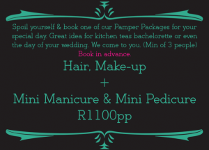 Nail Pamper Package