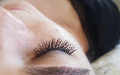 Lashes – Before and After
